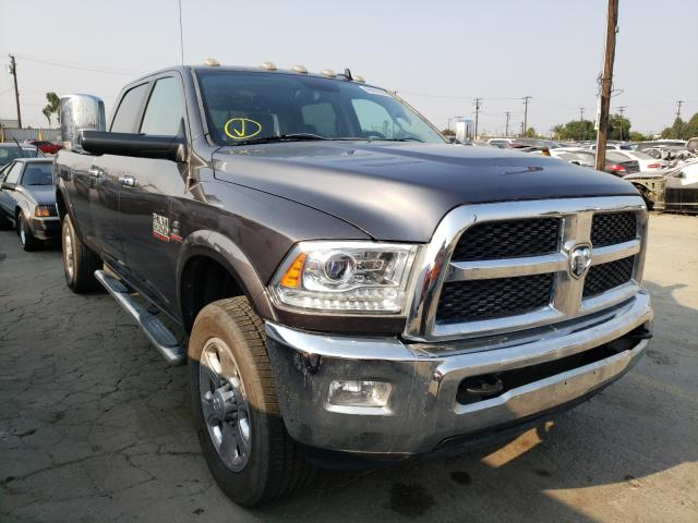 Dodge 2500 Laram salvage cars for sale: 2015 Dodge 2500 Laram