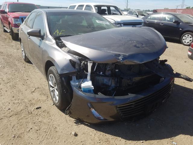 Salvage cars for sale from Copart Elgin, IL: 2017 Toyota Camry LE