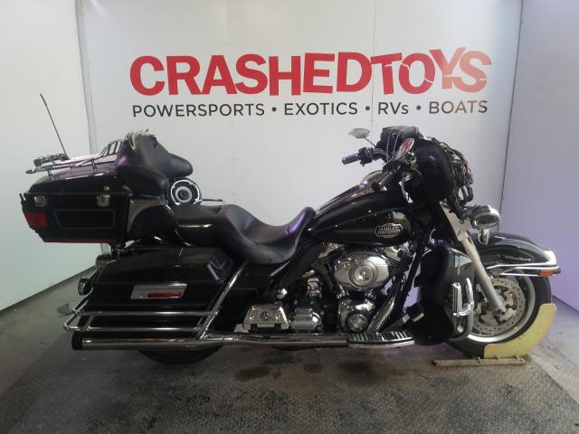 Harley-Davidson Flhtcui salvage cars for sale: 2008 Harley-Davidson Flhtcui