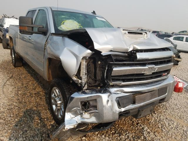 Salvage cars for sale at Magna, UT auction: 2018 Chevrolet Silverado