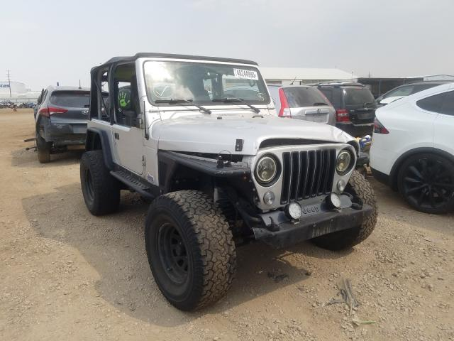 Jeep Wrangler X salvage cars for sale: 2005 Jeep Wrangler X