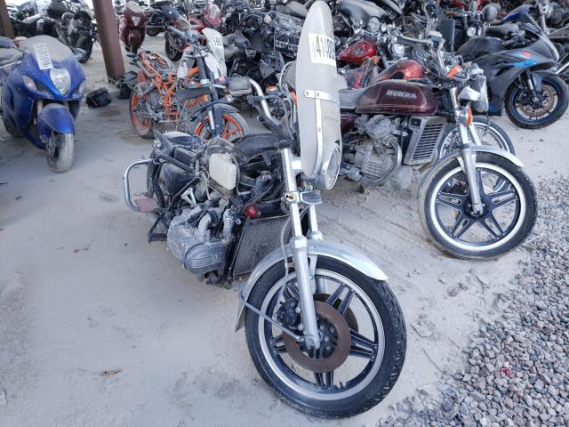 Salvage cars for sale from Copart Houston, TX: 1976 Honda Goldwing