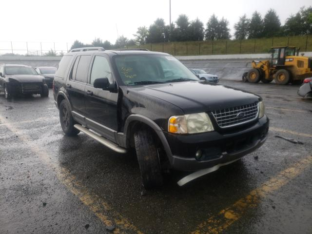 Salvage cars for sale from Copart Concord, NC: 2003 Ford Explorer X