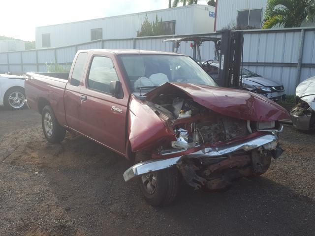 Salvage cars for sale from Copart Kapolei, HI: 2000 Nissan Frontier K