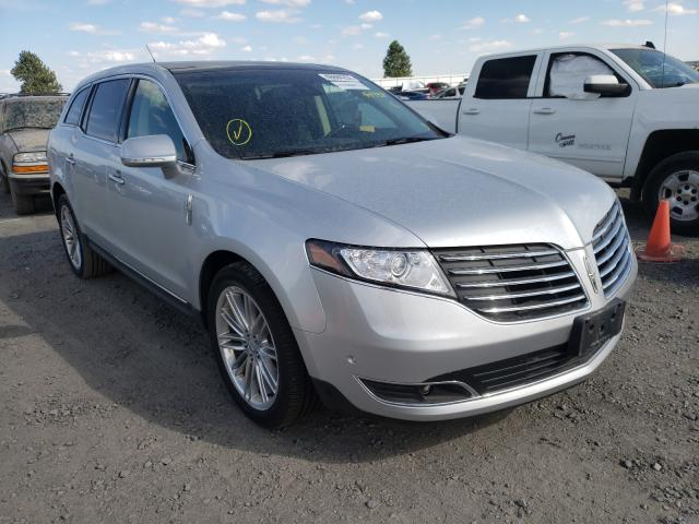 Salvage cars for sale from Copart Airway Heights, WA: 2019 Lincoln MKT