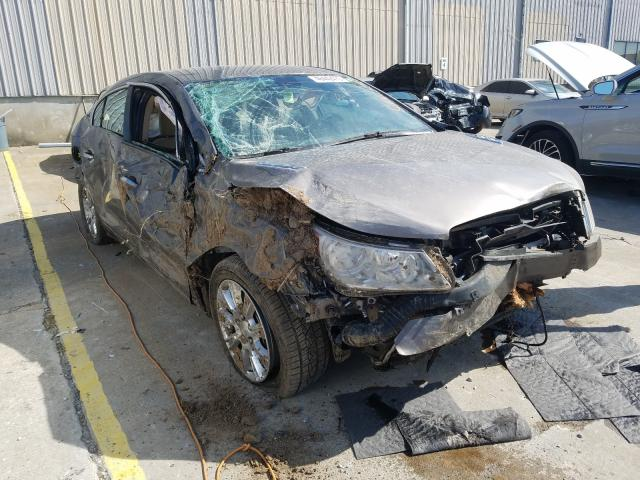 Salvage cars for sale from Copart Lawrenceburg, KY: 2012 Buick Lacrosse C