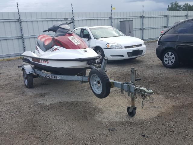 Salvage 2008 Seadoo GTI 130 for sale