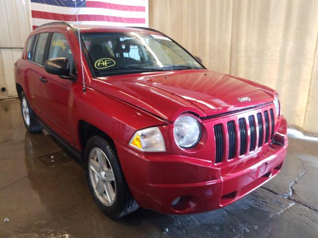 Jeep salvage cars for sale: 2008 Jeep Compass SP
