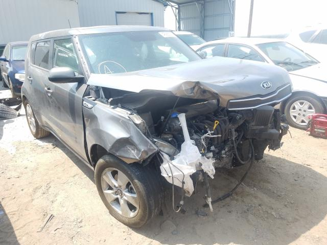 KIA Soul salvage cars for sale: 2018 KIA Soul