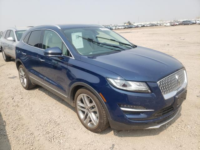 Salvage 2019 Lincoln MKC RESERV for sale