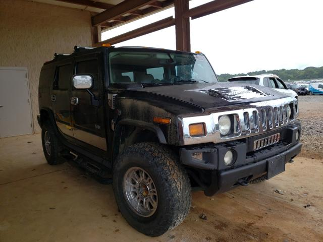 Salvage cars for sale from Copart Tanner, AL: 2003 Hummer H2