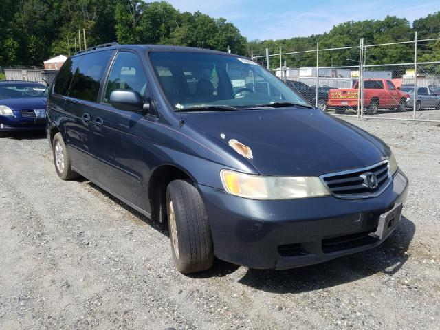 2004 honda odyssey ex 3 5l for sale in finksburg md lot a better bid