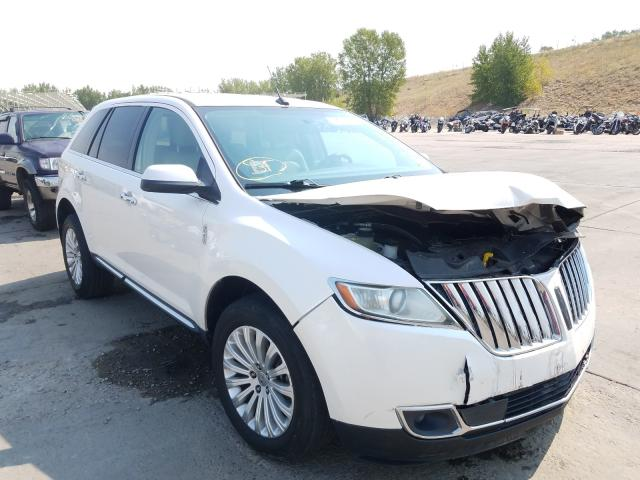 Lincoln salvage cars for sale: 2012 Lincoln MKX