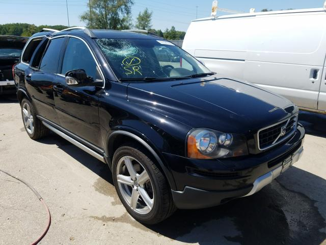 Volvo salvage cars for sale: 2009 Volvo XC90