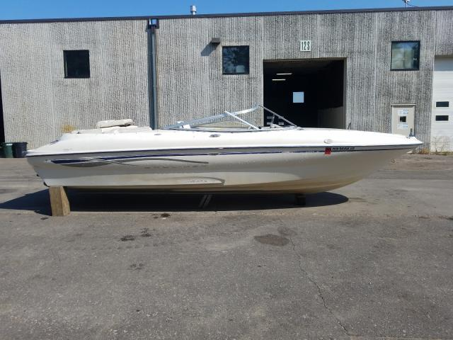 Bayliner salvage cars for sale: 2002 Bayliner Capri