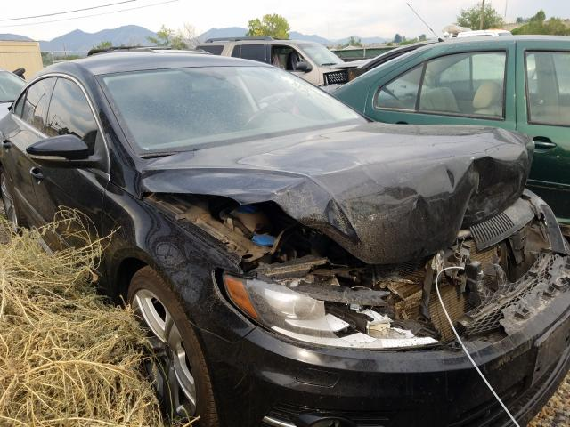 Salvage cars for sale from Copart Brighton, CO: 2014 Volkswagen CC Sport