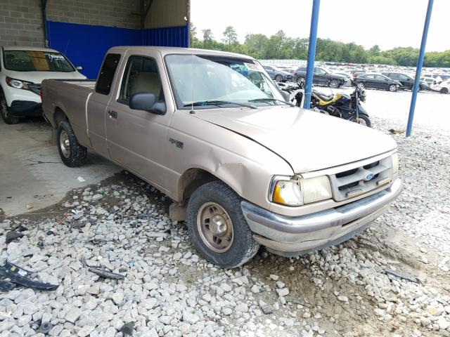 Salvage cars for sale from Copart Cartersville, GA: 1997 Ford Ranger SUP