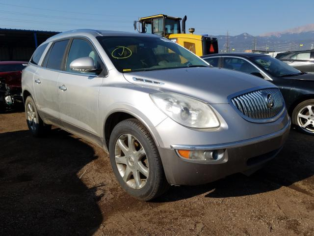 Salvage cars for sale from Copart Colorado Springs, CO: 2008 Buick Enclave CX