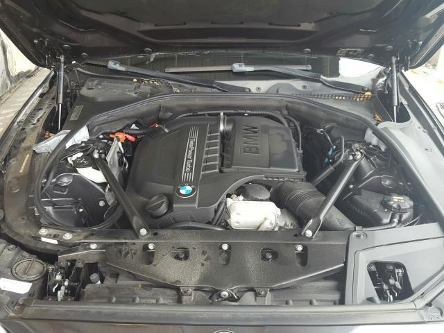 2016 BMW 5 series | Vin: WBA5B1C50GG130372