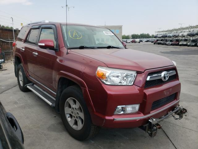 Vehiculos salvage en venta de Copart Littleton, CO: 2010 Toyota 4runner SR