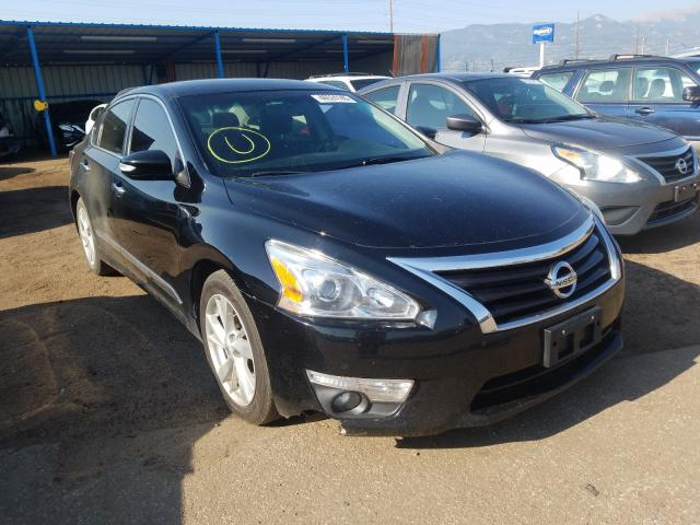 2015 Nissan Altima 2.5 en venta en Colorado Springs, CO