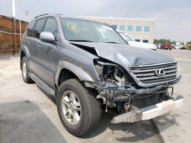Vehiculos salvage en venta de Copart Littleton, CO: 2005 Lexus GX 470