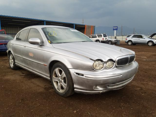 Jaguar salvage cars for sale: 2002 Jaguar X-TYPE 3.0