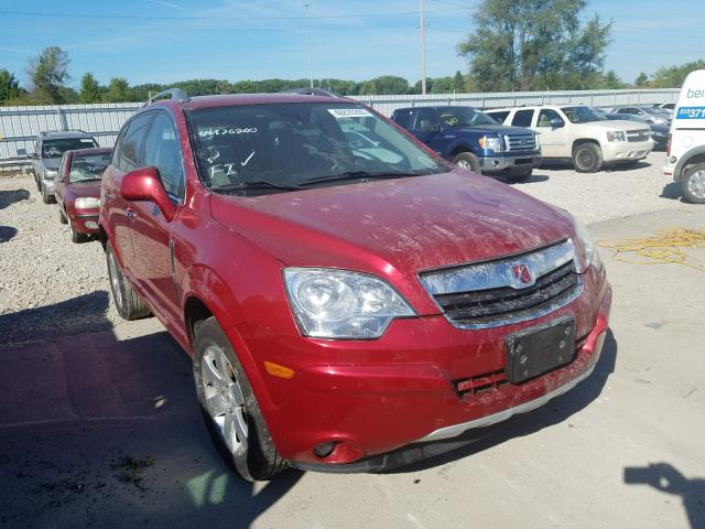 Salvage cars for sale from Copart Des Moines, IA: 2010 Saturn Vue XR