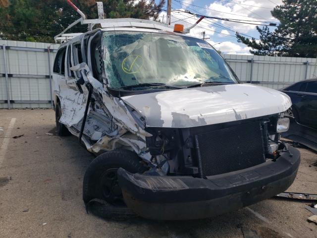 Chevrolet Express G1 salvage cars for sale: 2006 Chevrolet Express G1