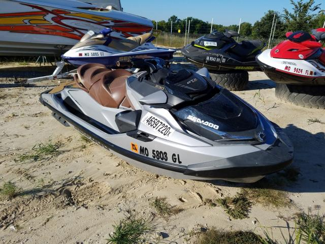 Salvage 2018 Seadoo GTX LIMITED for sale