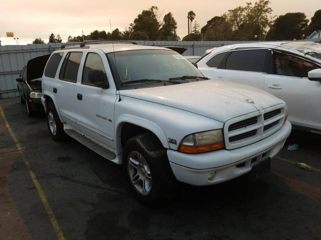 Dodge Vehiculos salvage en venta: 1999 Dodge Durango