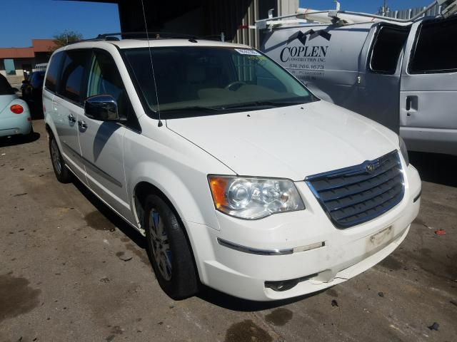 2010 Chrysler Town & Country en venta en Fort Wayne, IN