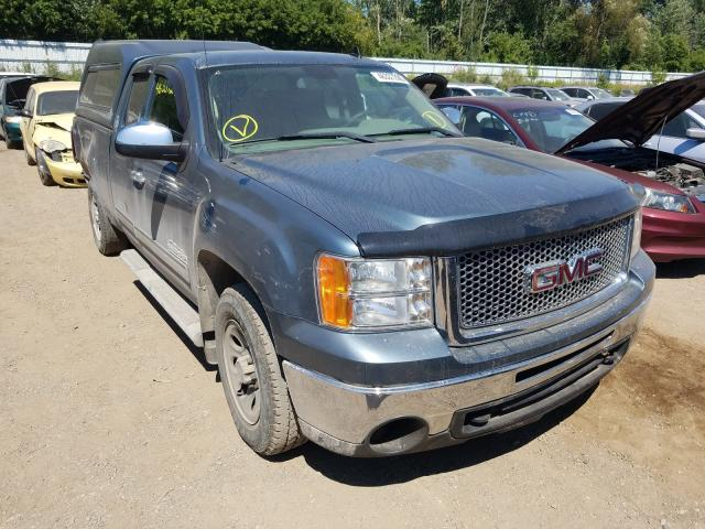Salvage cars for sale from Copart Davison, MI: 2011 GMC Sierra K15