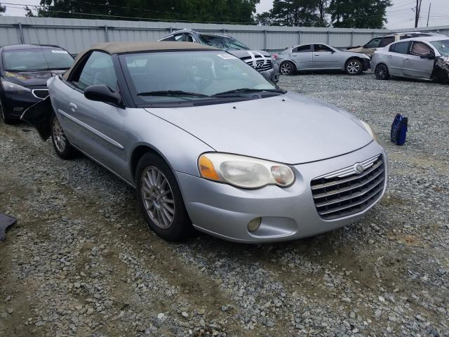 2006 Chrysler Sebring TO for sale in Mebane, NC