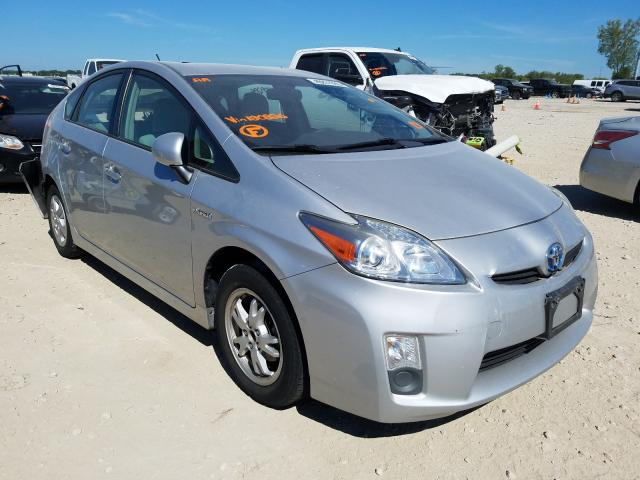 Vehiculos salvage en venta de Copart Kansas City, KS: 2010 Toyota Prius