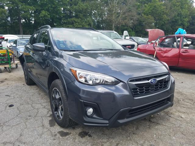 Salvage cars for sale from Copart Austell, GA: 2020 Subaru Crosstrek