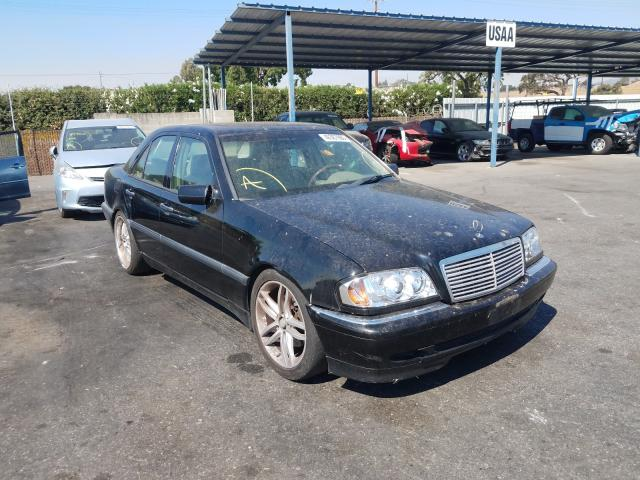 Mercedes-Benz C 230 salvage cars for sale: 2000 Mercedes-Benz C 230