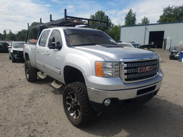 Salvage cars for sale from Copart Portland, OR: 2012 GMC Sierra K25