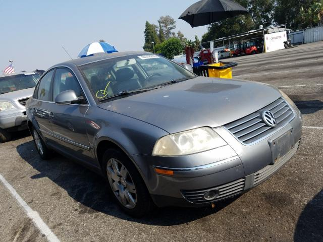 Volkswagen salvage cars for sale: 2005 Volkswagen Passat GLS