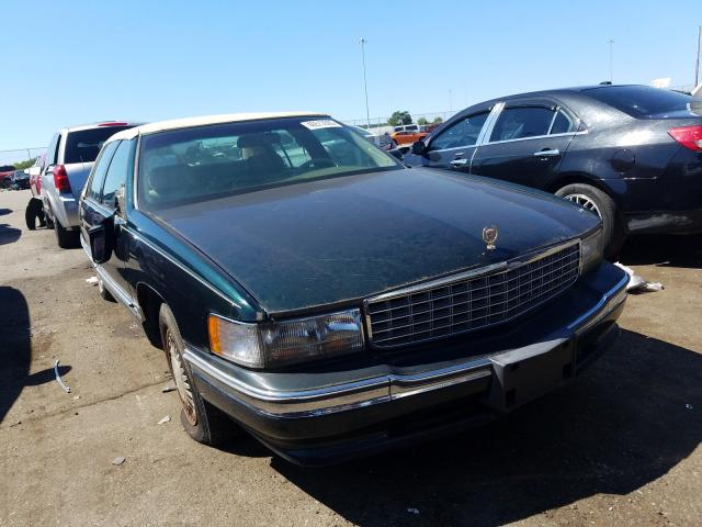 Salvage cars for sale from Copart Moraine, OH: 1994 Cadillac Deville