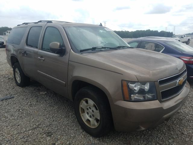 Salvage cars for sale from Copart Memphis, TN: 2007 Chevrolet Suburban C