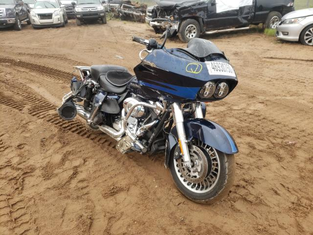 Harley-Davidson Fltru Road salvage cars for sale: 2013 Harley-Davidson Fltru Road