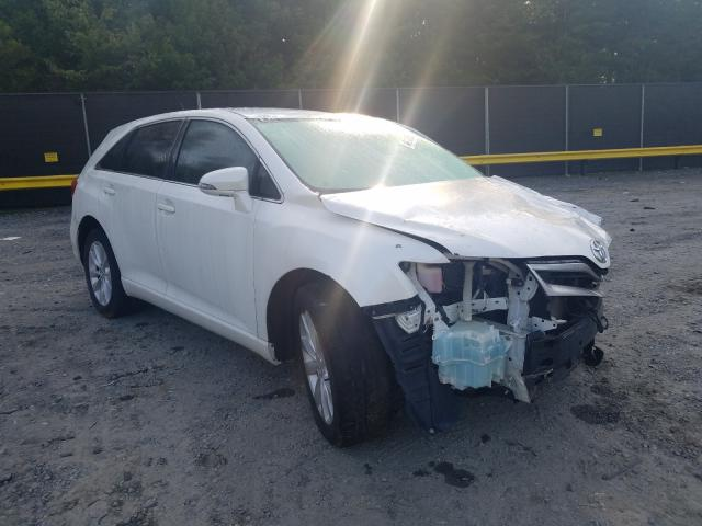 Salvage cars for sale from Copart Waldorf, MD: 2013 Toyota Venza LE