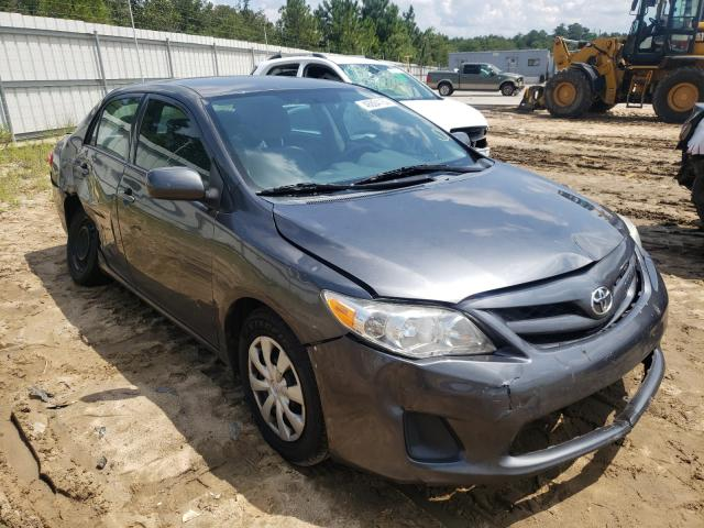 Salvage cars for sale from Copart Gaston, SC: 2012 Toyota Corolla BA