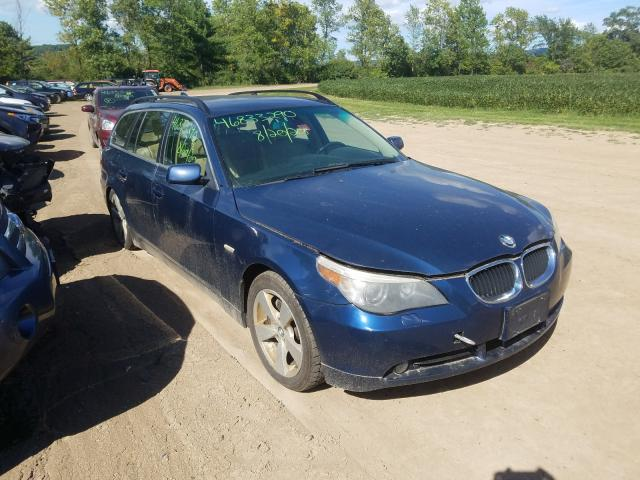 BMW Vehiculos salvage en venta: 2006 BMW 530 XIT