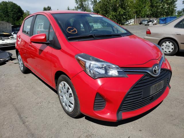 2015 Toyota Yaris 1.5L, VIN: VNKKTUD30FA******