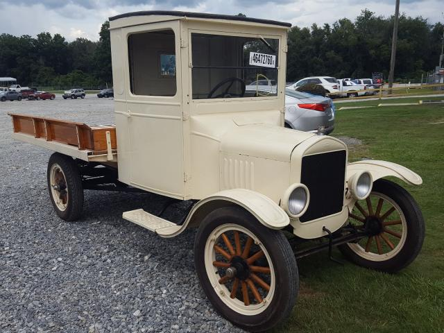 Salvage 1926 Ford MODEL T for sale