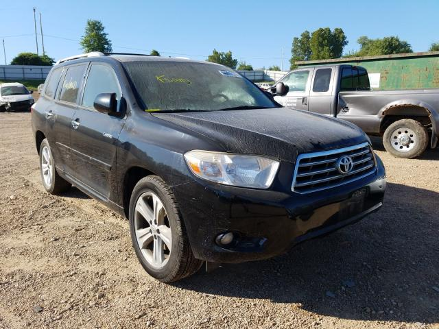 Salvage cars for sale from Copart Bridgeton, MO: 2010 Toyota Highlander