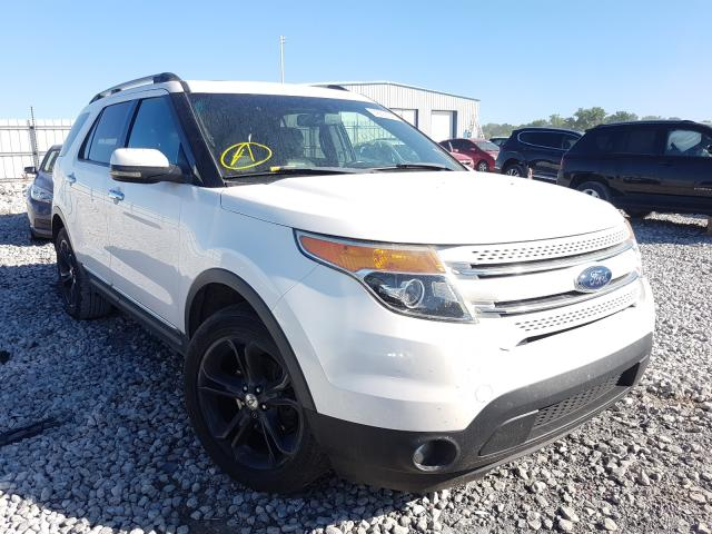 Ford Explorer L Vehiculos salvage en venta: 2011 Ford Explorer L