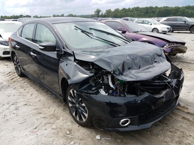 Salvage cars for sale from Copart Loganville, GA: 2019 Nissan Sentra S